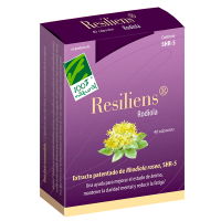 Resiliens rhodiola - 40 capsule 100%Natural - 1