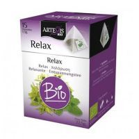 Relax in pyramid eco - 15 sachets Artemis BIO - 1