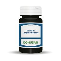 Omega 3 seaweed oil - 60 capsules Bonusan - 1
