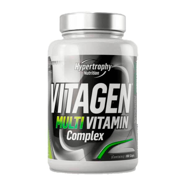Vitagen multivitamin - 100 caps Hypertrophy - 1