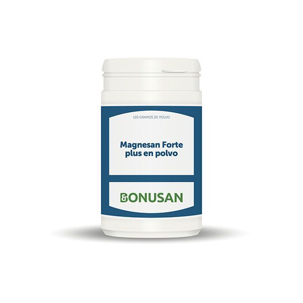 Magnesan forte plus powder - 120gr Bonusan - 1