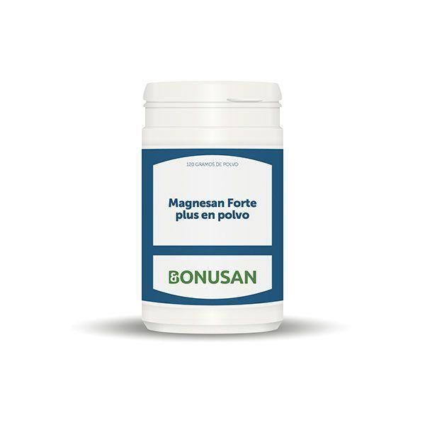 Magnesan forte plus powder - 120gr Bonusan - 1