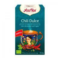 Sweet chili tea - 17 sachets Yogi Organic - 1