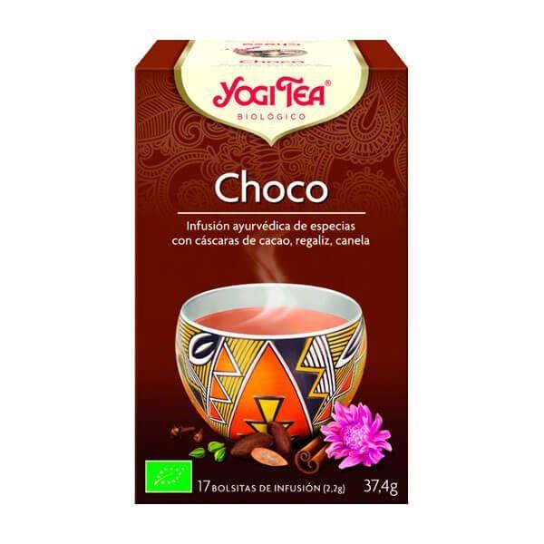 Yogi tea choco - 17 sachets Yogi Organic - 1