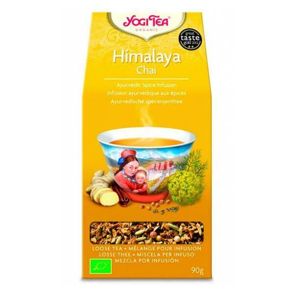 Himalaya chai - 90g Yogi Organic - 1