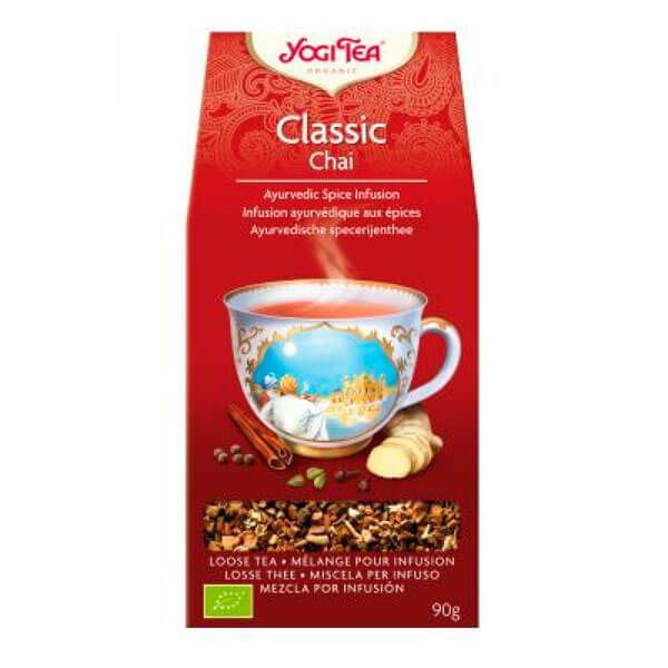 Classic chai - 90g Yogi Organic - 1