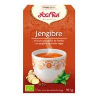 Yogi tea ginger - 17 sachets Yogi Organic - 1