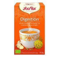 Yogi tea digestion - 17 sachets Yogi Organic - 1