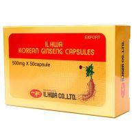 Korean ginseng il hwa - 50 capsules Tongil - 1