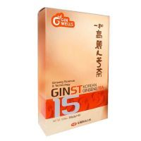Ginst15 tea - 100 sachets Tongil - 1
