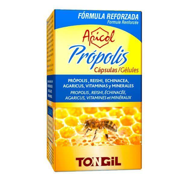 Apicol propolis - 40 softgels Tongil - 1