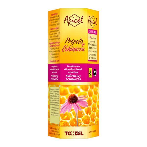 Apicol propolis + echinacea - 60ml Tongil - 1