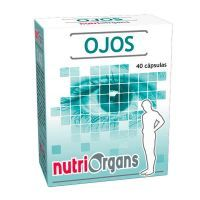 Nutriorgans eyes - 40 capsules Tongil - 1