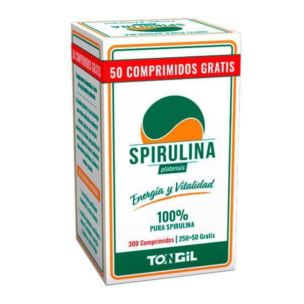 Spirulina - 300 tablets Tongil - 1