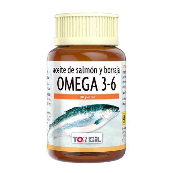 Omega 3 - 6 - 100 softgels Tongil - 1