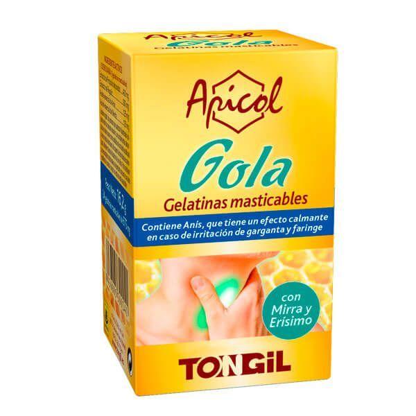Apicol gola - 24 softgels Tongil - 1