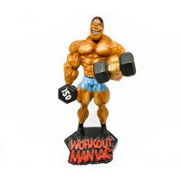 Workout maniac figure - Max Maniac Max Maniac - 1