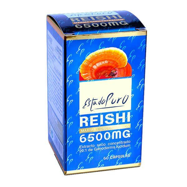 Pure state reishi 6500mg - 60 capsules Tongil - 1