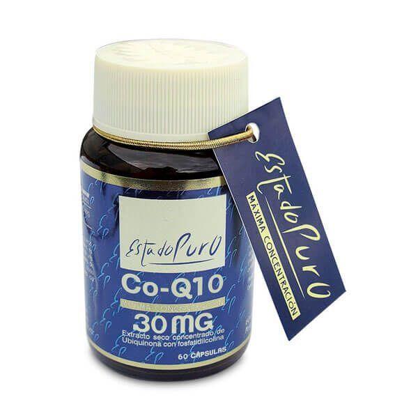 Pure state coenzyme q10 30mg - 60 capsules Tongil - 1