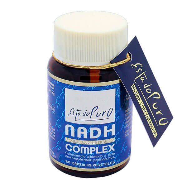 Pure state nadh complex - 20 capsules Tongil - 1