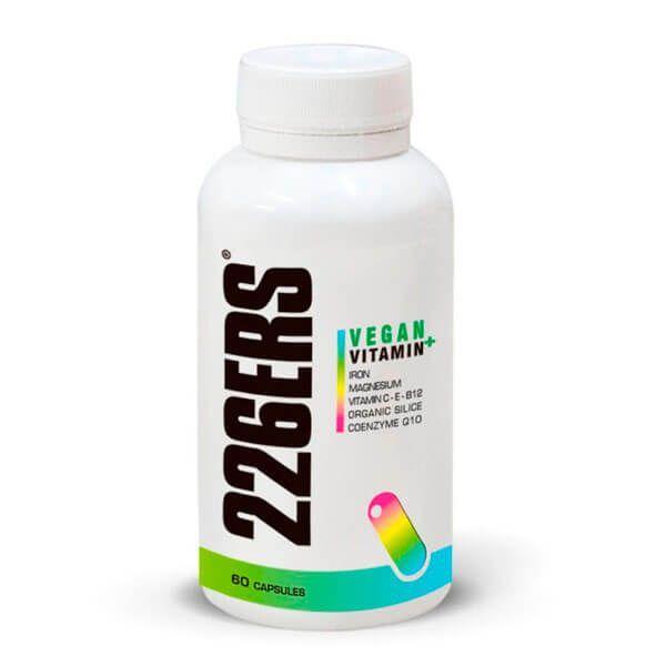 Vegan vitamin+ - 60 capsules 226ERS - 1