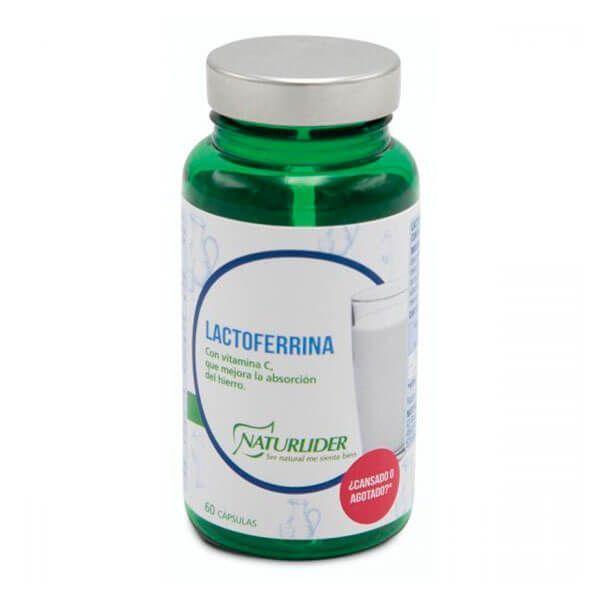 Lactoferrina - 60 capsules NaturLíder - 1