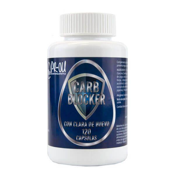 Carb block - 120 capsules PR-OU Egg Protein - 1