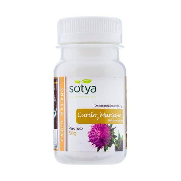 Milk thistle - 100 tablets Sotya Health Supplements - 1