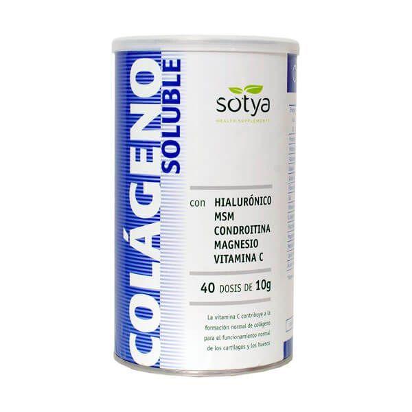 Soluble collagen - 400g Sotya Health Supplements - 1