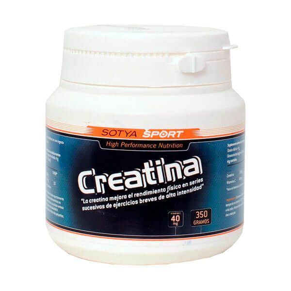 Creatine - 350g Sotya Health Supplements - 1