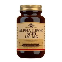 Acido Alfa Lipoico 120mg - 60 capsule Solgar - 1