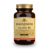 Magnesium with vitamin b6 - 250 tablets Solgar - 1