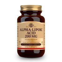 Alpha Lipoic Acid 200mg - 50 capsule vegetali Solgar - 1