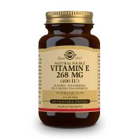 Vitamina E 400 IU - 100 capsule molli