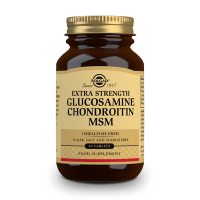 Extra Strength Glucosamine Chondroitin MSM - 60 Compresse Solgar - 1