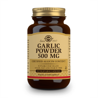 Garlic powder 500mg - 90 vcaps Solgar - 1