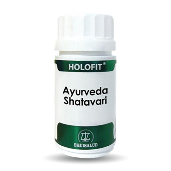 Ayurveda shatavari - 60 capsules Equisalud - 1