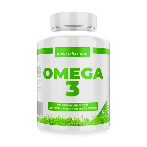 Omega 3 - 90 softgels Power Labs - 1