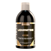 L-carnitine - 500ml Power Labs - 1