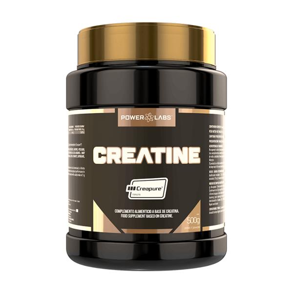 Creatine - 500g Power Labs - 1