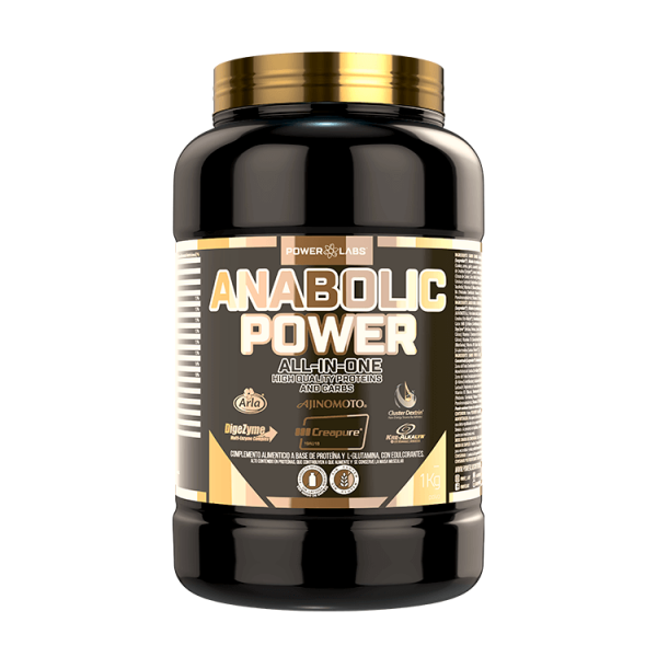Anabolic power - 1 kg Power Labs - 1