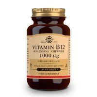 Vitamina B12 1000mcg - 100 compresse Solgar - 1