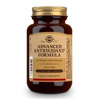 Advanced Antioxidant Formula - 60 capsule vegetali Solgar - 1
