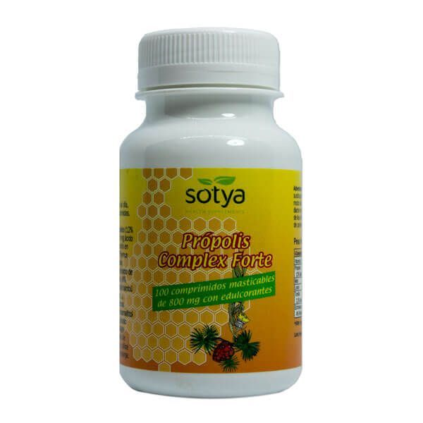 Propolis complex forte - 100 tablets Sotya Health Supplements - 1