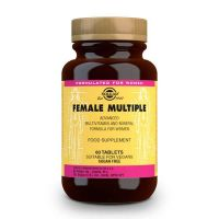 Female multiple - 60 tablets Solgar - 1