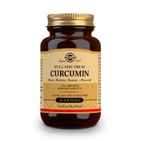 Full spectrum curcumin - 30 softgels Solgar - 1