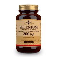 Selenium 200mcg - 100 tabs Solgar - 1