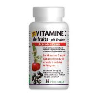 Vitamin c fruits - 60 tablets Holistica - 1