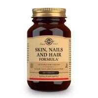 Skin nails and hair - 120 tablets Solgar - 1