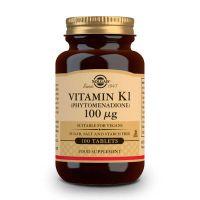 Vitamina K 100mg - 100 compresse Solgar - 1